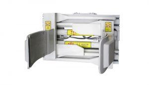 بهترین کیفیت Forklift Hydraulic Double Dramp Clamp Attachment