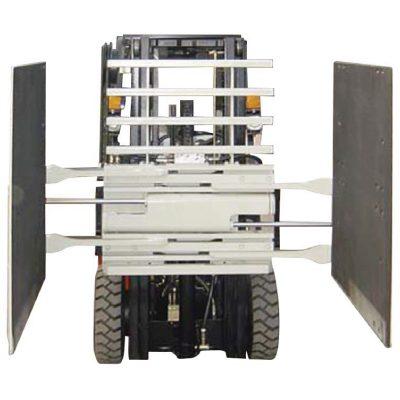 گیره کارتن پیوست Forklift Class 3 & 1220 * 1420 mm Size Arm