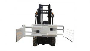 گیره بیل گرداننده هیدرولیک کارآمد برای لیفتراک