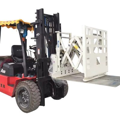 Forklift Pusher Attachment، Forklift Push Pull Attachment