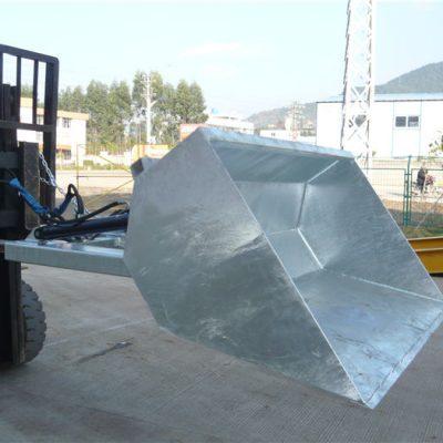لیفتراک 3 تنی با سطل ، سطل هیدرولیک