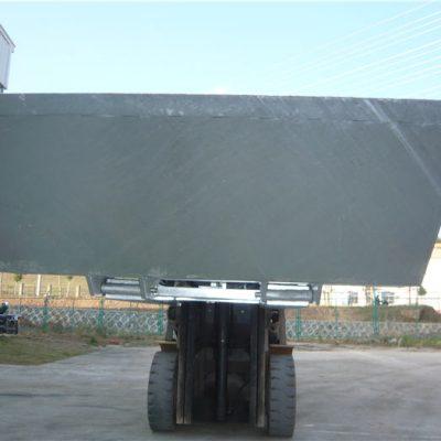 سطل مواد مرغوب با کیفیت بالا که برای لیفتراک OEM برای بیل مکانیکی استفاده می شود