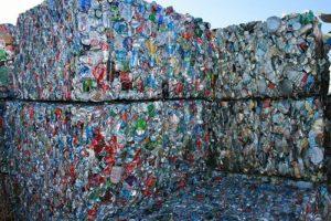 بسته بندی زباله