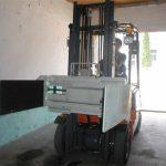 گیره چند منظوره Forklift