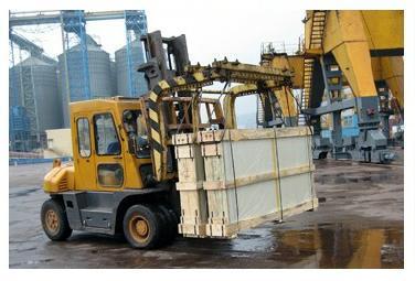 Forklift Jib Crane Attachment